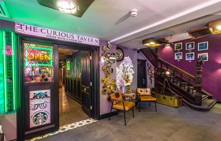 The Curious Tavern